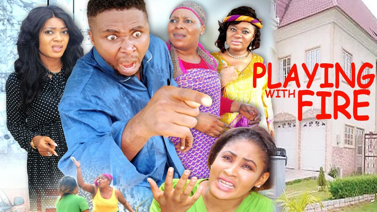 Playing With Fire Season1  - 2016 Latest Nigerian Nollywood Movie