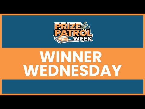 PCH Prize Patrol Week: Winner Wednesday With Dave!