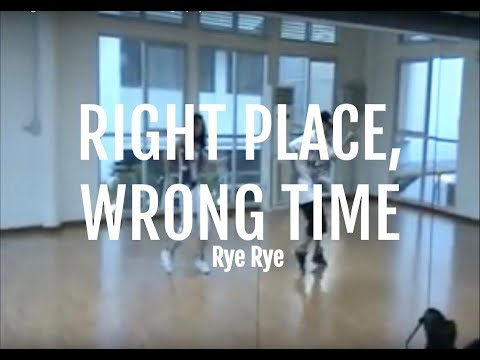 Right Place, Wrong Time - Avant | KI's Choreography | Harlem Shake Studio