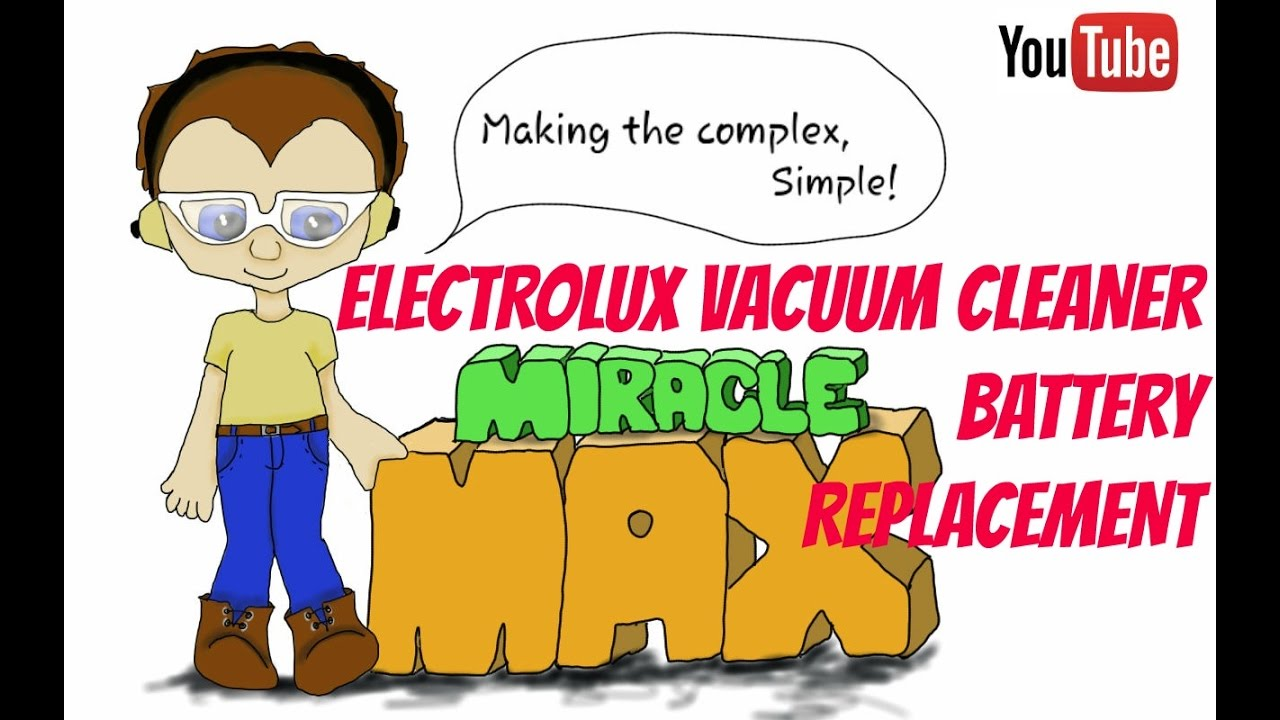 hight resolution of electrolux vacuum cleaner battery replacement electronics repair and technology news