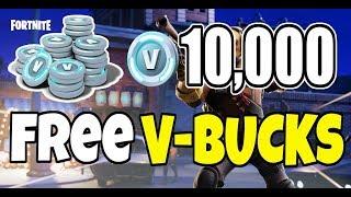 Fortnite how to get v bucks @ free vbucks fortnite @ how to get free v bucks
