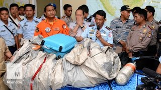 Video AirAsia Flight 8501 found: Bodies and debris pulled from the sea | Mashable download MP3, 3GP, MP4, WEBM, AVI, FLV Juli 2018