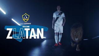 365 days of Zlatan: On this day in 2018, the LA Galaxy signed Zlatan Ibrahimovic