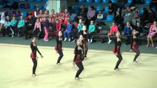 Турнир Oskar Cup 2011 г. команда Комильфо Украина г. Горловка