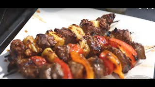 How to Cook Delicious Steak Kebabs on the Grill