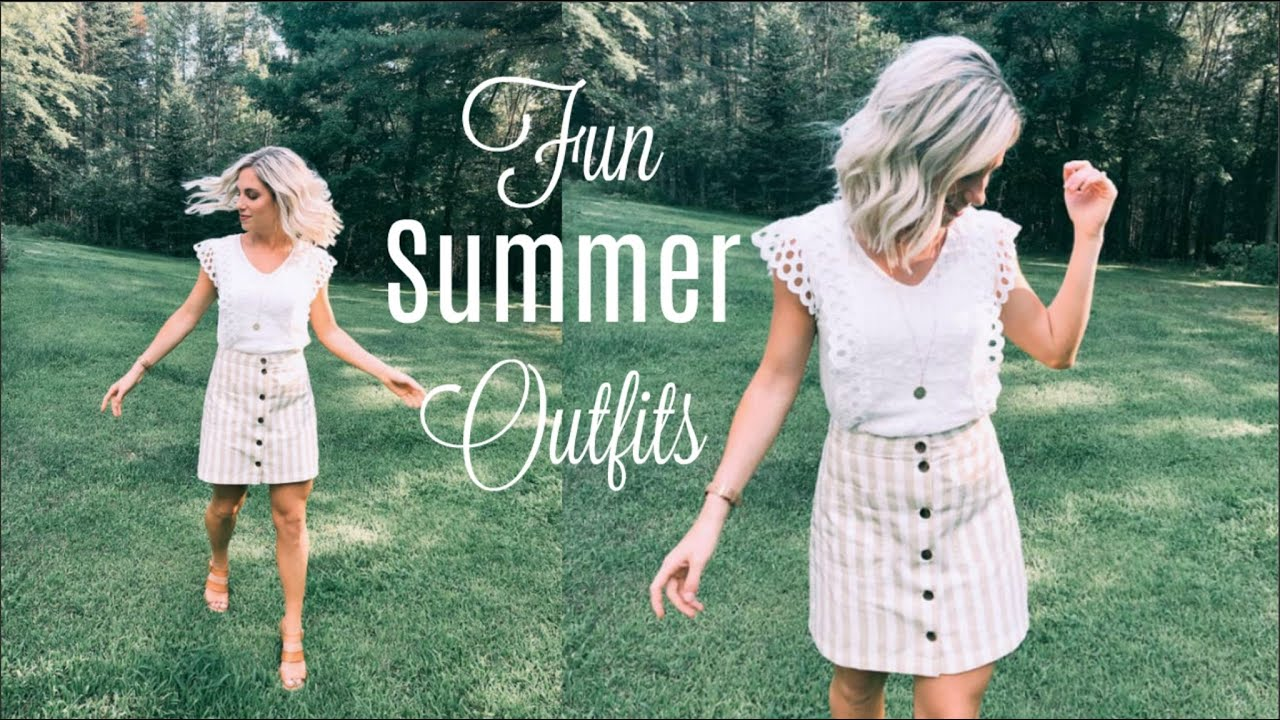5 Affordable Summer Outfits | ft MVMT 9