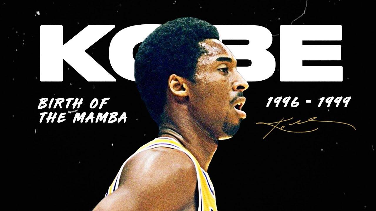 Download BIRTH OF THE MAMBA - Young Kobe Bryant Highlights Part I