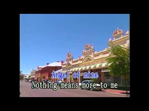 Angel of Mine (Karaoke)