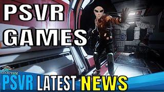Fantastic PSVR NEWS | HUGE week For PSVR | TOP NEW GAMES 2018!!!!