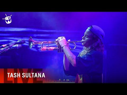 Tash Sultana - 'Murder To The Mind' (triple j One Night Stand)