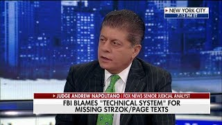Andrew Napolitano on FISA Memo