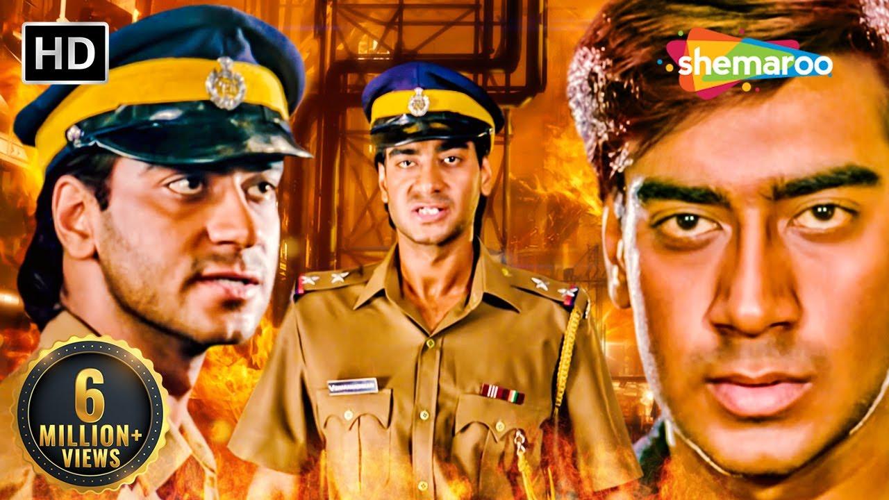 Download अजय देवगन की खतरनाक एक्शन सुपरहिट मूवी | Bollywood Action Hindi Movie | KANOON (1994)