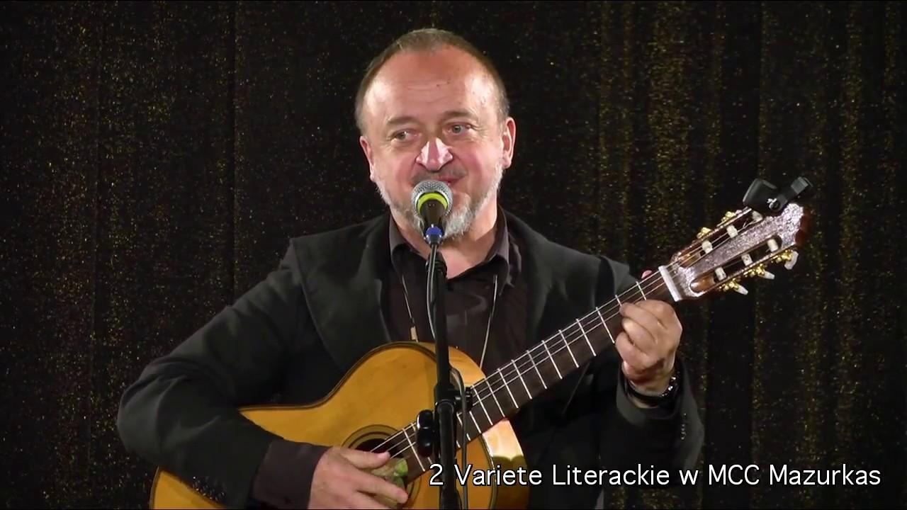2 Variete Literackie - Marek Majewski - ballada o Jasiu...