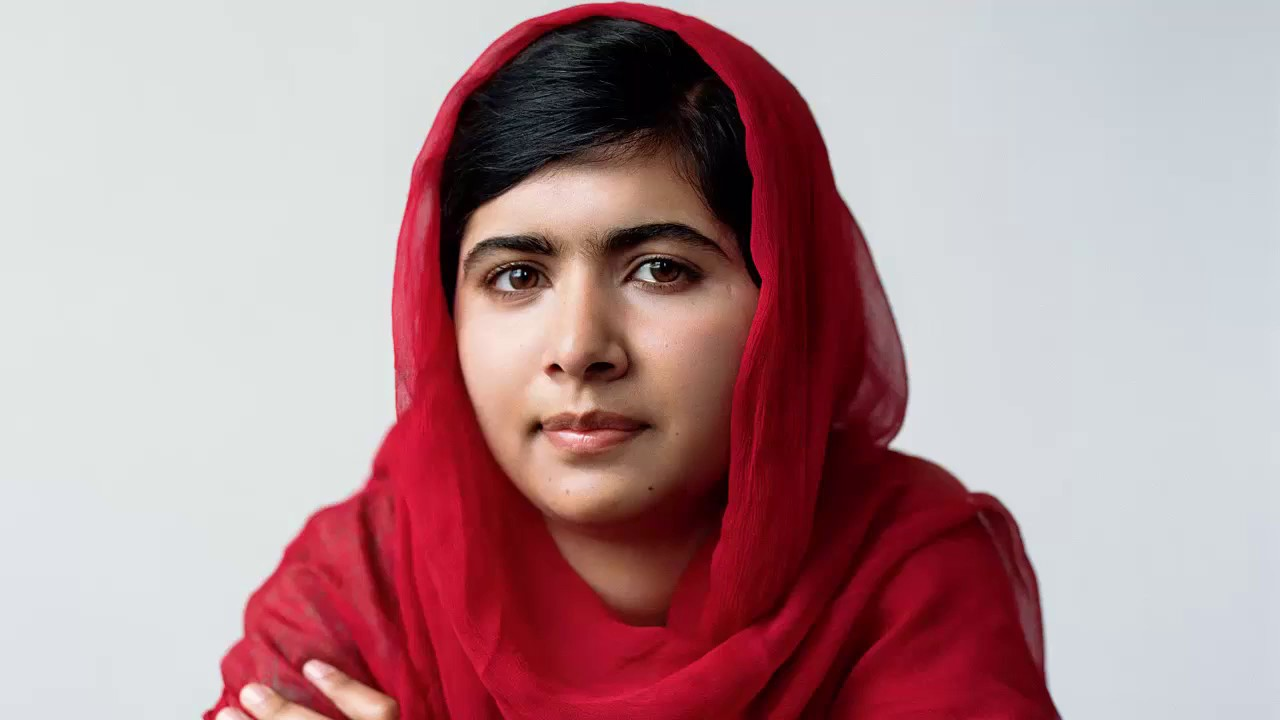 malala yousafzai a person i admire Pakistan's malala yousafzai on tuesday (december 9) said the nobel peace prize gives them tremendous opportunity in their fight and struggle for malala, who survived a near-fatal taliban attack two years ago with determination advocating education for girls, said she is proud to be a muslim.