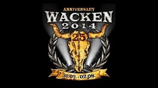 Apocalyptica - Live @ Wacken Open Air 2014 - Full Concert - HD