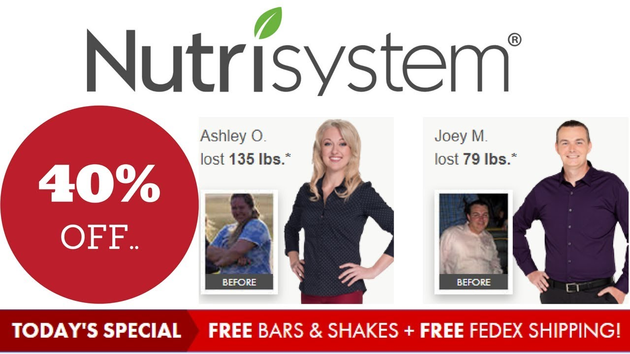 Does Nutrisystem Diet Work? My Review – My Story