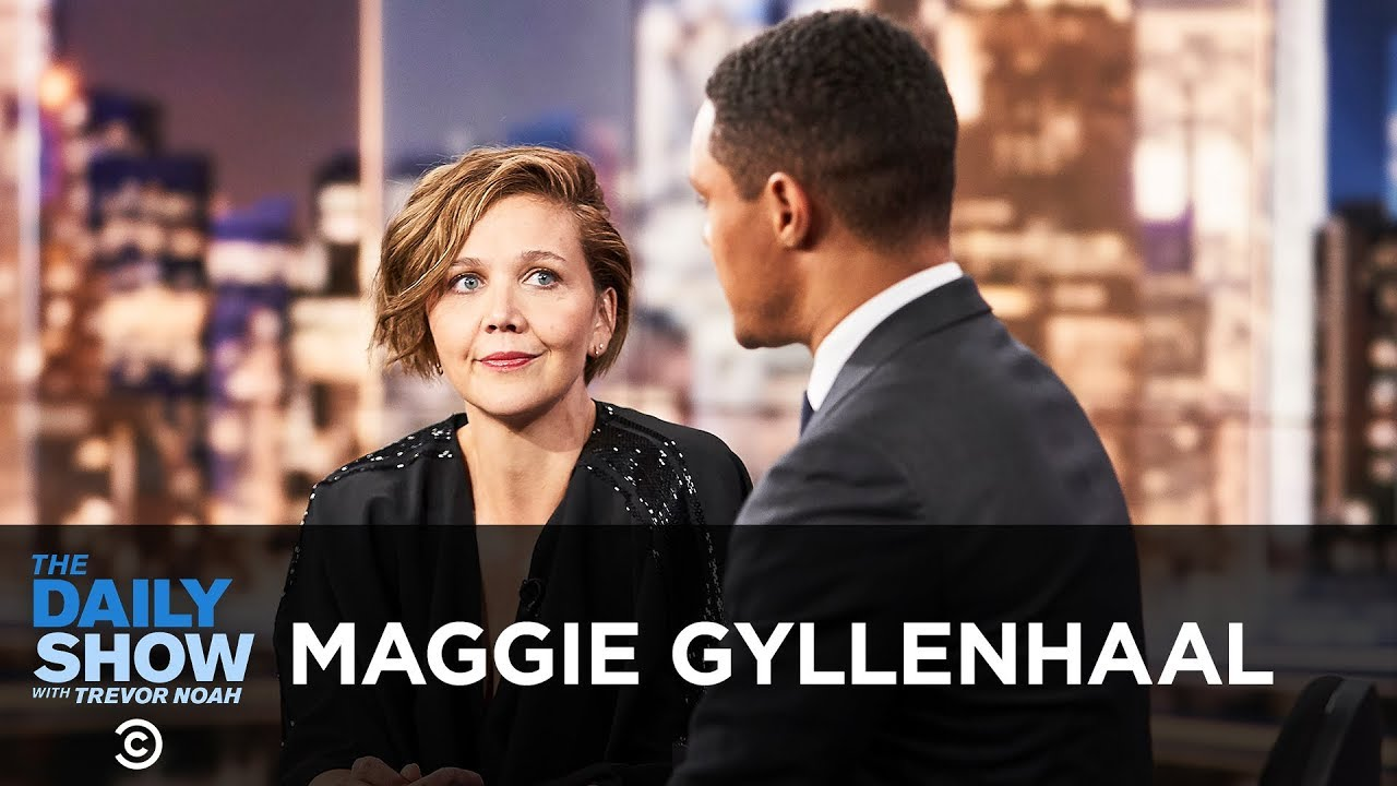 "Maggie Gyllenhaal - ""The Deuce"" and ""The Kindergarten Teacher"" 