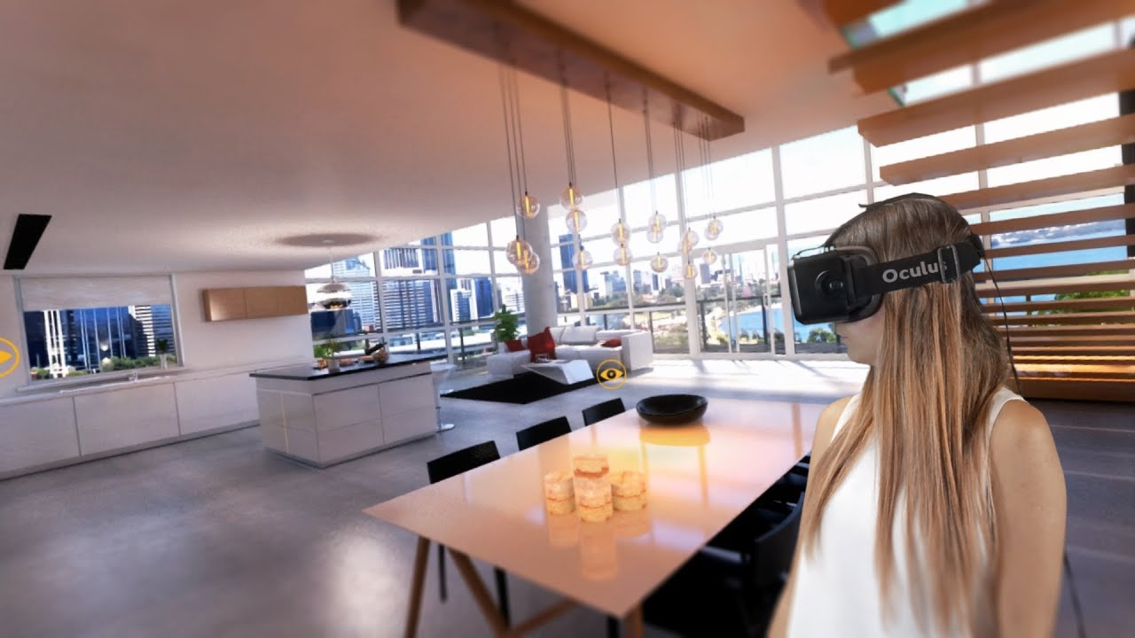 Virtual Reality for Real Estate Marketing & Sales