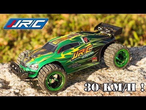 4x4 Voiture Tout Terrain Radiocommandée 30 km/h 1:26 RC 4WD Buggy Monster Car Jouet Toy JJRC Q36