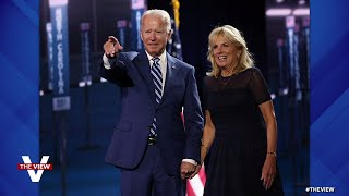 Jill Biden Keeping Her Day Job | The View