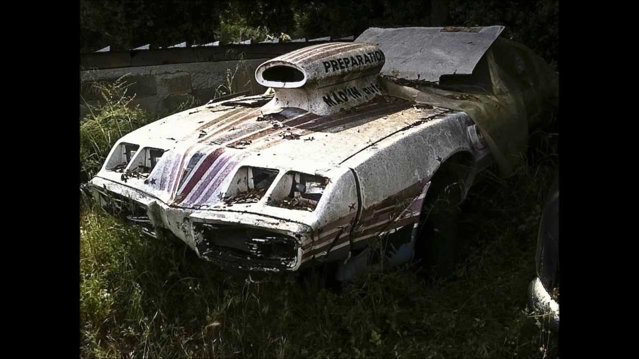 barn find race cars 2 - YouTube