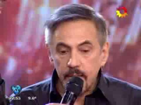 Alejandro Lerner debutó en el Bailando
