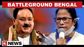 BJP To Move Court After Kolkata Police Denies Permission For JP Nadda's Barrackpore Rally