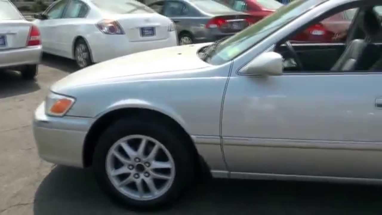 2001 Toyota Camry XLE V6 Sedan   YouTube