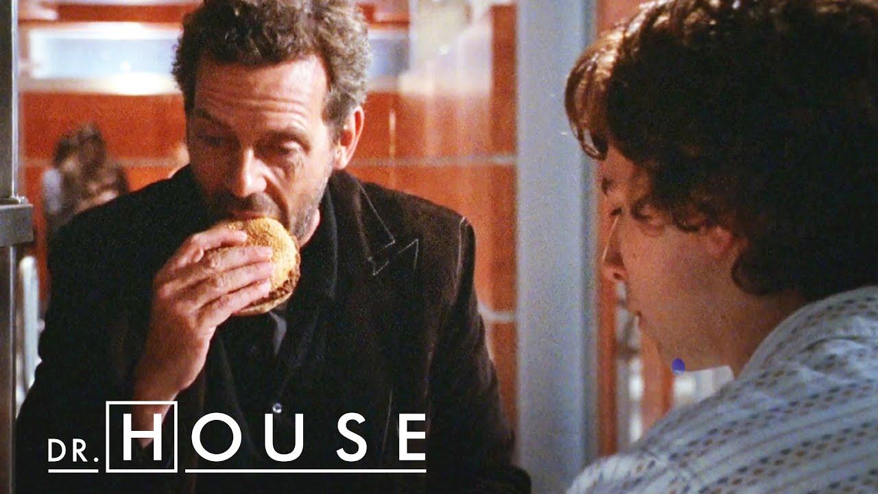 House und der Hamburger der Menschen umbringt   Dr. House DE