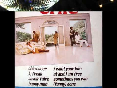 CHIC IT! Italian Chic Tribute Band - LE FREAK - COVER.wmv