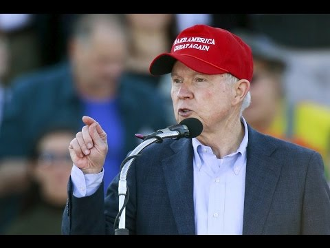 LIVE STREAM: Attorney General Jeff Sessions Press Conference Regarding Russian Controversy