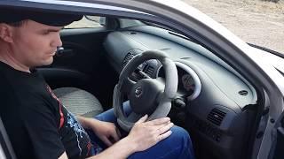 Nissan March обзор