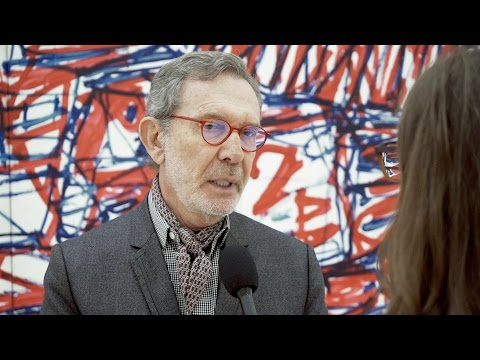 Jean Dubuffet. Interview with Arne Glimcher