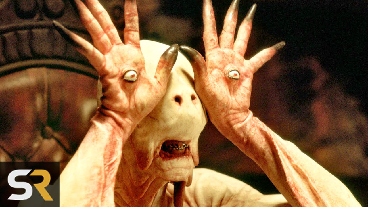 movie creatures that will give you nightmares youtube