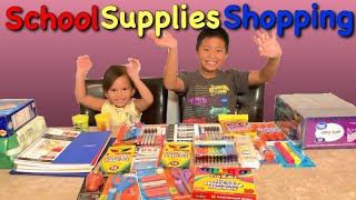 Back to school supplies shopping 2019! #backtoschool #backtoschoolshopping