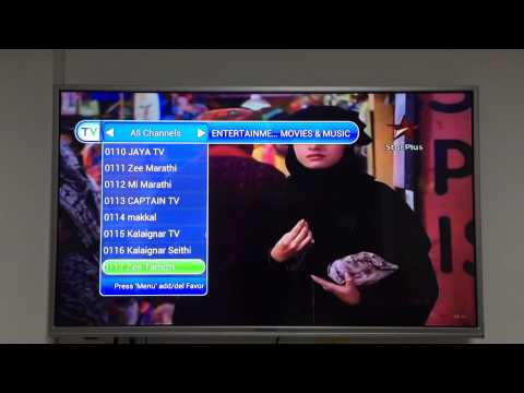 india iptv channels video