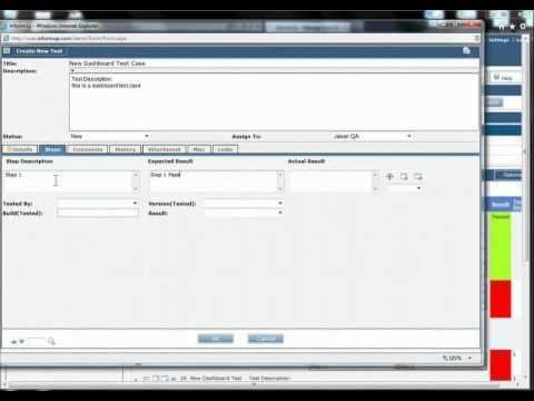 Test-Management-Tool-TestUp.avi - YouTube