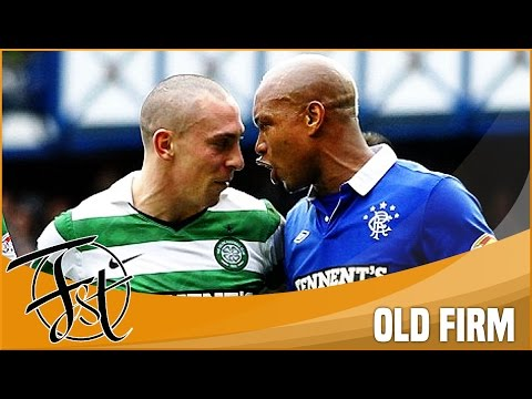 The Dirty Side Of Old Firm: Fights, Red Cards, Dives & Fouls!