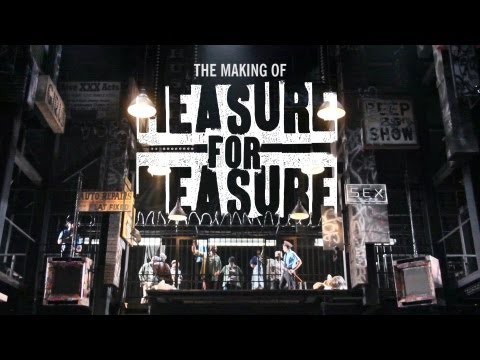 Measure for Measure | BEHIND THE SCENES