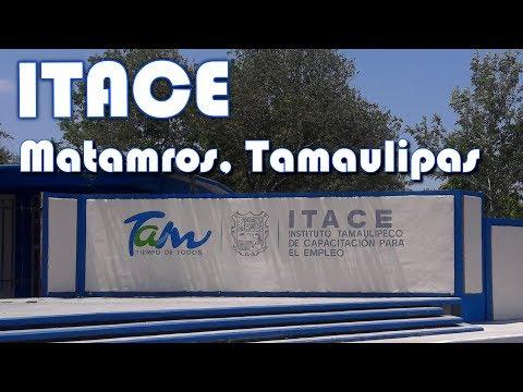 ITACE, Nueva calle acceso, Matamoros, Tamaulipas