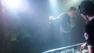 Dj Nibbs + MC Cyanide @ Retro Trax 6/6/15