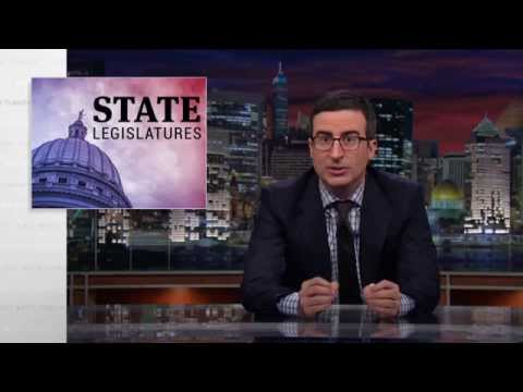 Thumbnail: State Legislatures and ALEC: Last Week Tonight with John Oliver (HBO)