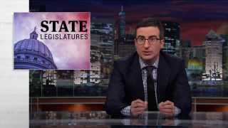 Last Week Tonight with John Oliver: State Legislatures and ALEC (HBO)