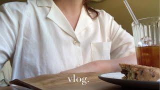 [Vlog] 일상브이로그 | 제이한나 네일 직구 언박싱…