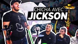 LA MEILLEUR CHICHA QUE J'AI FUMÉ ! ft. JIIKSON CHICHA