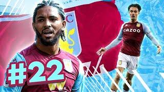 FIFA 21 CAREER MODE ASTON VILLA #22 - FIRST EVER CHAMPIONS LEAGUE GAME!!