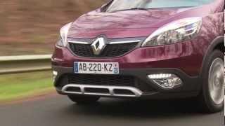 Renault Scenic New.  Promo.