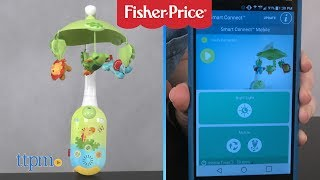 Rainforest Friends Smart Connect 2-in-1 Projection Mobile from Fisher-Price