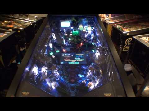 Alien Pinball Machine Heighway Pinball