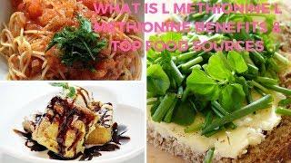 What Is L Methionine L Methionine Benefits & Top Food Sources